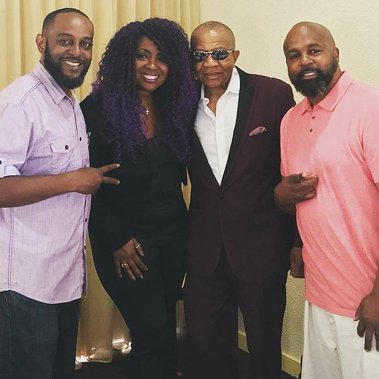 Melz On The MIC with Meli'sa Morgan, Lenny Wililams & DJ P-Funk