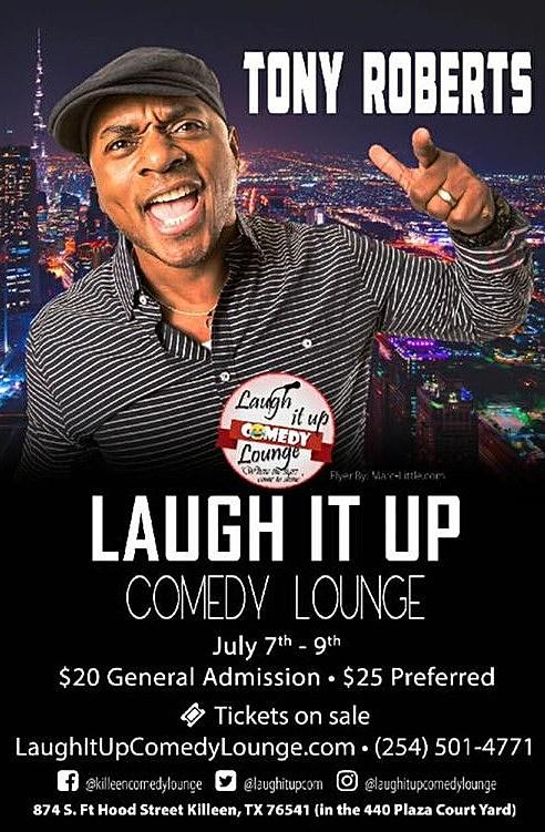 Courtesy Of The Laugh It Up Comedy Lounge