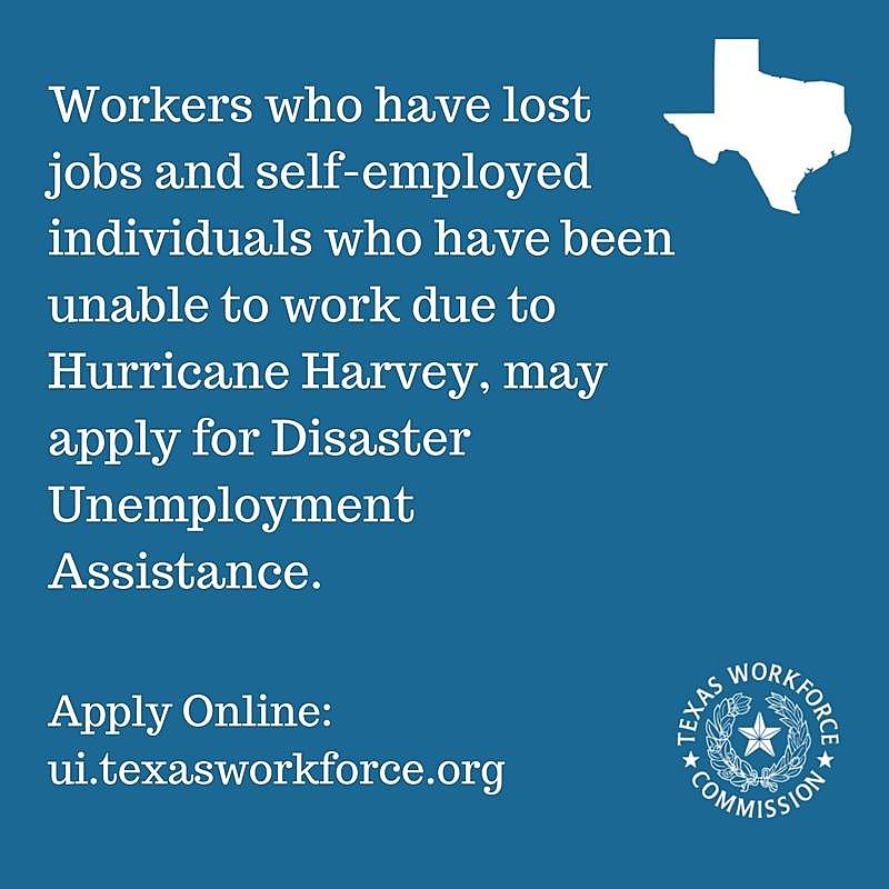 Courtesy of Texas Workforce Commission